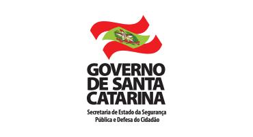 Governo de Santa Catarina - Secretaria de Segurança Pública